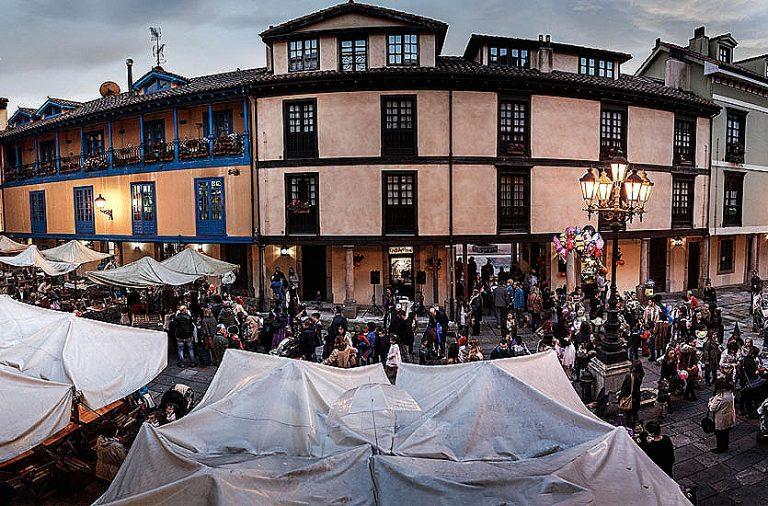 Crónicas del Oviedo Antiguo (IV): Dormir después de haber vivido